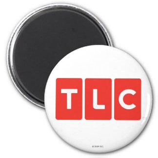 TLC Network logo Magnet