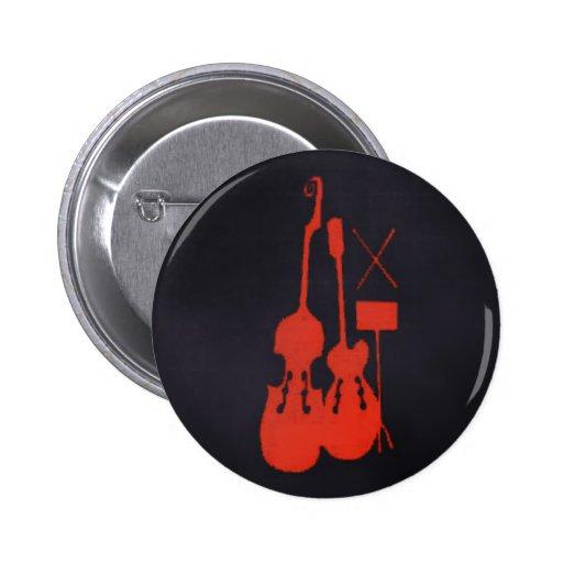 TLE - Guitarra del bombo Pin