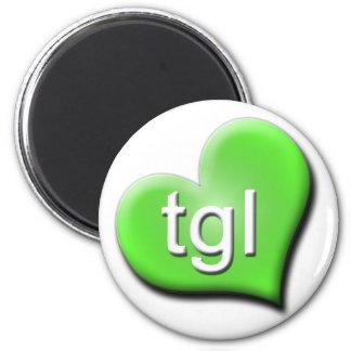 TLG REFRIGERATOR MAGNETS