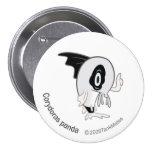 TM-07-Corydoras panda Pinback Button