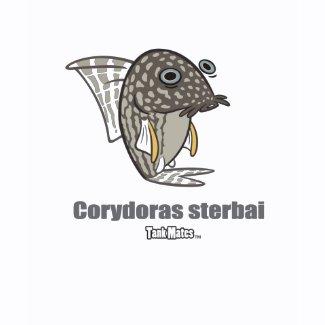 TM-08-Corydoras sterbai shirt