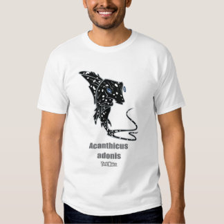 TM-09-Acanthicus adonis Tee Shirt
