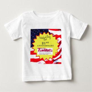 TM 21st Anniversary Promotional Materials T Shirt