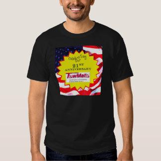 TM 21st Anniversary Promotional Materials Tshirt