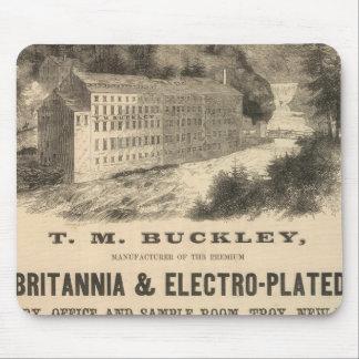 TM Buckley Tapetes De Raton