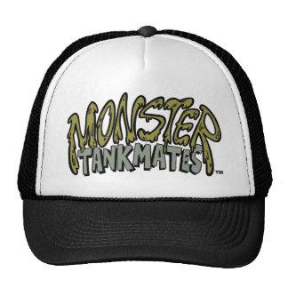 TM Monster logo trucker hat
