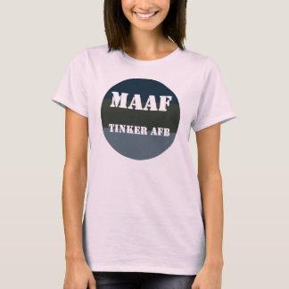 TMAAF Women's Foxhole Atheist Shirt