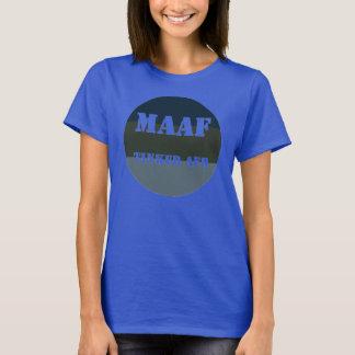 TMAAF Women's Generic Dark Shirt