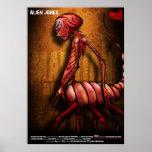 TMAH Alien Jones Poster