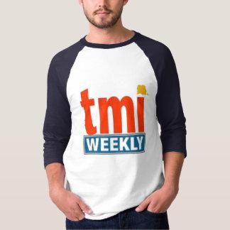 tmi Weekly t-shirt