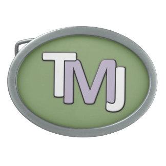 TMJ Belt Buckle