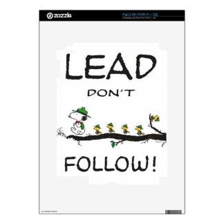 tmp_7845-0024238_lead-don't-follow-open-edition-li iPad 2 skin