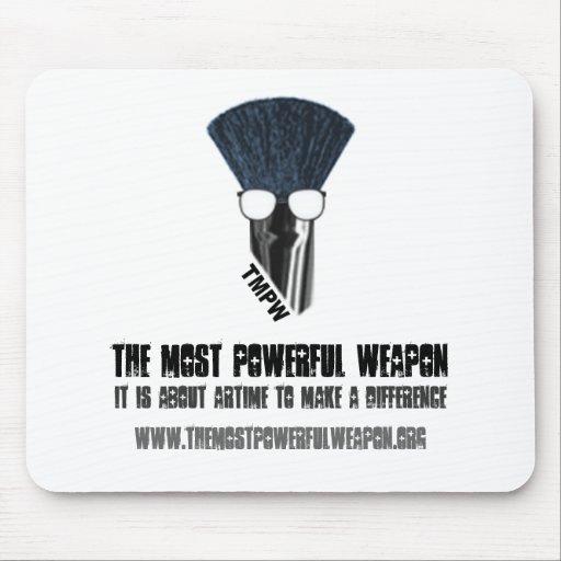 TMPW Mousepad Logo