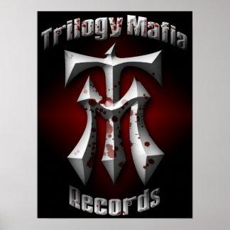 TMR Bloody Poster