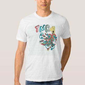 TMR Rainbow Door T Shirt