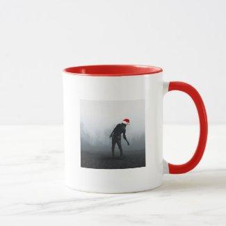 [TMWID 11-oz. Zombie Santa Mug]