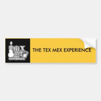 TMX Bumper Sticker