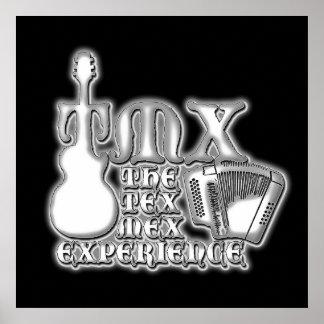 TMX Logo Poster