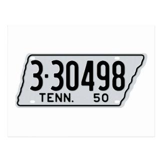 TN50 POSTCARD