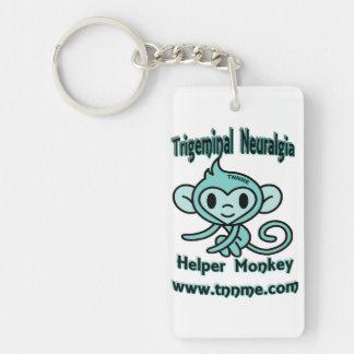 TN helper monkey key chain... Keychain
