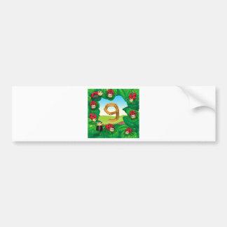 tn_numsets_07 bumper sticker