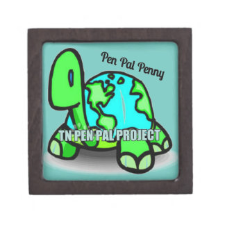 TN PEN PAL FUNDRAISER PRODUCTS PREMIUM KEEPSAKE BOXES