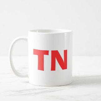 TN* Tunisia Coffee Cup