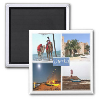 TN * Tunisia - Djerba Magnet