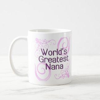 TN_World's Greatest Nana Mug