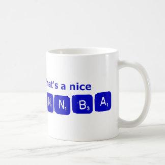 TNETENNBA - Good Morning Coffee Mug