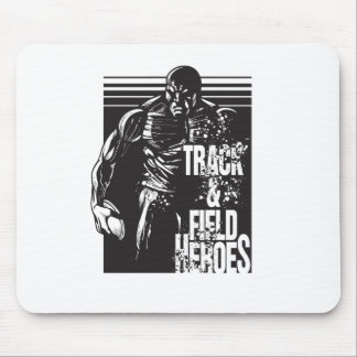 tnf heroes discus mouse pad