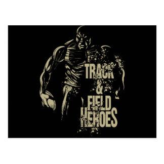 tnf heroes discus postcard