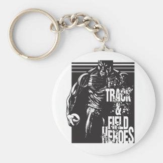 tnf heroes shot put keychain