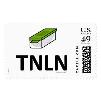 TNLN - Geocaching Postage Stamps