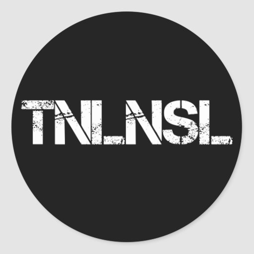 TNLNSL STICKERS