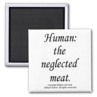 Tnm humano imán cuadrado