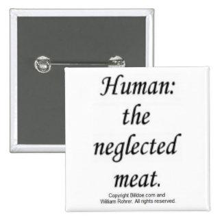 Tnm humano pin cuadrada 5 cm