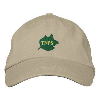TNPS Poplar Leaf Logo Embroidered Cap