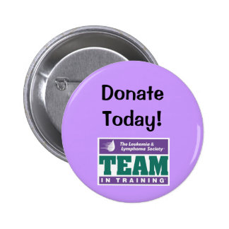 TNT Donate Today! 2 Inch Round Button