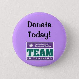 TNT Donate Today! Pinback Button