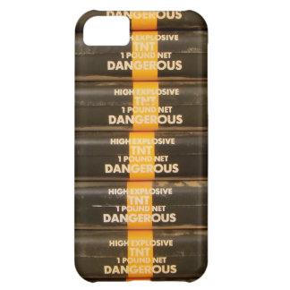 TNT Explosive iPhone 5C Cover