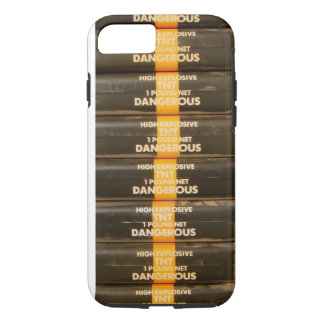 TNT Explosive iPhone 7 Case