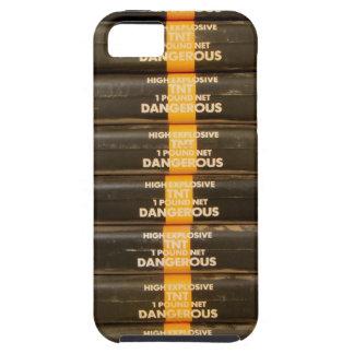 TNT Explosive iPhone SE/5/5s Case