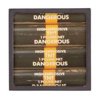 TNT Explosive Premium Gift Box