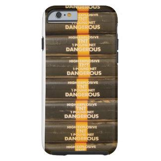 TNT Explosive Tough iPhone 6 Case