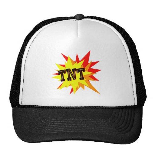 TNT GORRAS DE CAMIONERO