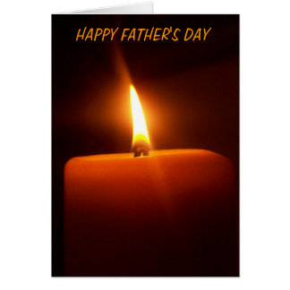 TO A FATHER - General Greeting Card