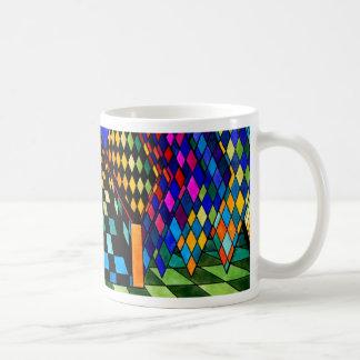 To A Higher Plane Geometrix by CricketDiane Coffee Mug