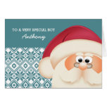 To a Special Kid from Santa Claus. Christmas Cards