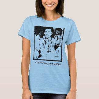 to after Dorothea Lange T-Shirt